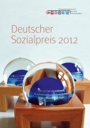 Booklet zur Preisverleihung - Bundesarbeitsgemeinschaft der Freien ...