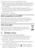 Philips SalonDry 'n Straight Sèche-cheveux - Mode d'emploi - LAV - Page 4