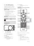 Philips Lecteur DVD - Mode d'emploi - SWE - Page 5