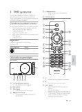 Philips Lecteur DVD - Mode d'emploi - TUR - Page 5