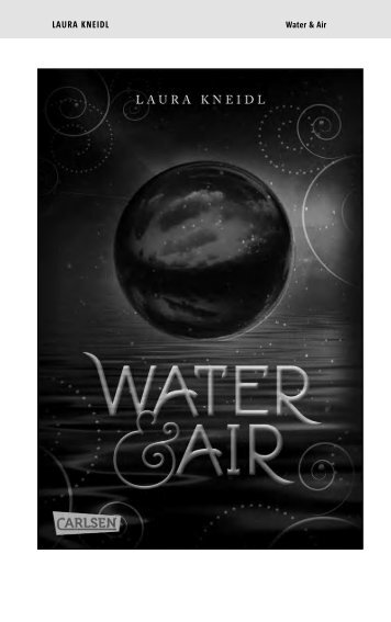 LAURA KNEIDL Water & Air