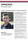 neunzehn54, Doppelausgabe 1. FC Bocholt-TSV Meerbusch. Heft 12, Saison 2015/16 - Seite 6
