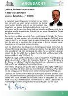 Gemeindebrief Rekum Juni / Juli 2016 - Page 3