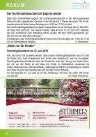 Gemeindebrief Rekum Juni / Juli 2016 - Page 6