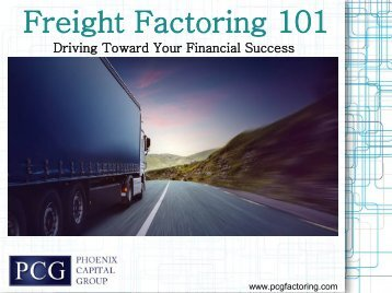 Freight Factoring 101