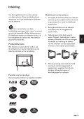 Philips Téléviseur - Mode d'emploi - NLD - Page 5