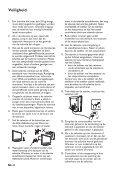 Philips Téléviseur - Mode d'emploi - NLD - Page 6