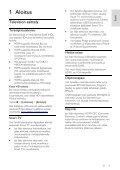 Philips 4000 series Téléviseur LED Smart TV - Mode d'emploi - FIN - Page 6