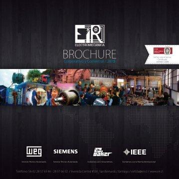 BROCHURE 2015 e-mail