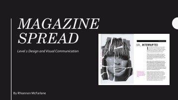 exemplar magazine spread