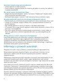 Philips GoGEAR Baladeur audio à mémoire flash - Mode d'emploi - POL - Page 6