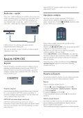 Philips 4000 series Téléviseur LED Full HD - Mode d'emploi - HRV - Page 7