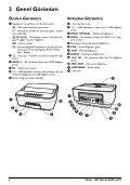 Philips Projecteur LED intelligent Screeneo - Mode d'emploi - TUR - Page 6