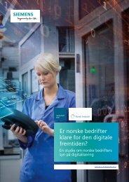 Er norske bedrifter klare for den digitale fremtiden?