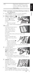 Philips Perfect replacement Télécommande universelle - Mode d'emploi - HRV - Page 5