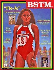 """Flo-Jo"" - Black Sports The Magazine"