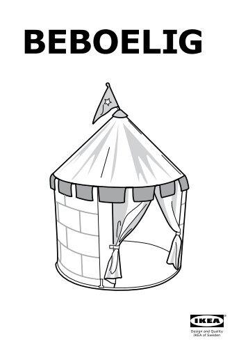Montaggio tenda da interno bruel for Binario kvartal ikea