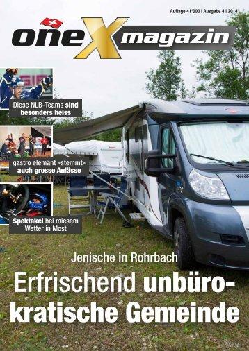 oneX magazin 04.2014