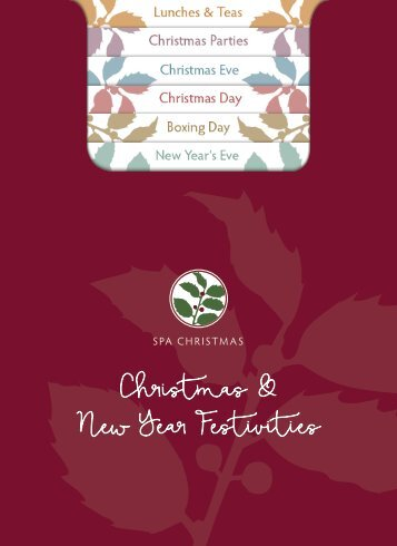 Christmas & New Year Festivities