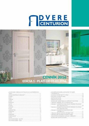 CENTURION_cennik_SK_03.2016
