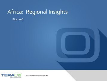 Africa Regional Insights