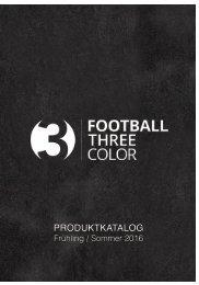 Produktkatalog Football3color