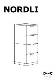Cassettiera Malm Ikea 4 Cassetti.16301640cassetti