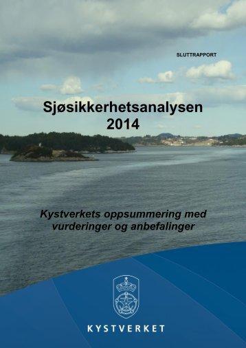 Sjøsikkerhetsanalysen 2014