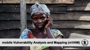 mobile Vulnerability Analysis and Mapping (mVAM)