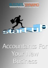 Start Up Business Package