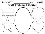 ProactiveLanguage