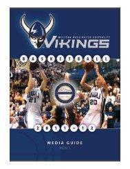 2011-12 WWU Media Guide - Community