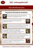 GenussBoxX B2B - Giveaways, Geschenke, Hochzeitsservice - Seite 3