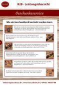 GenussBoxX B2B - Giveaways, Geschenke, Hochzeitsservice - Seite 4