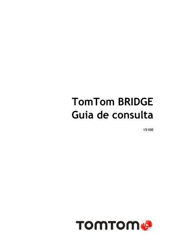 TomTom Bridge Guide de référence - PDF mode d'emploi - Português (Brasil)