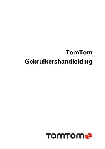 TomTom Via 130 / 135 - PDF mode d'emploi - Nederlands