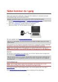 TomTom Guide de référence de Golfer - PDF mode d'emploi - Dansk - Page 7