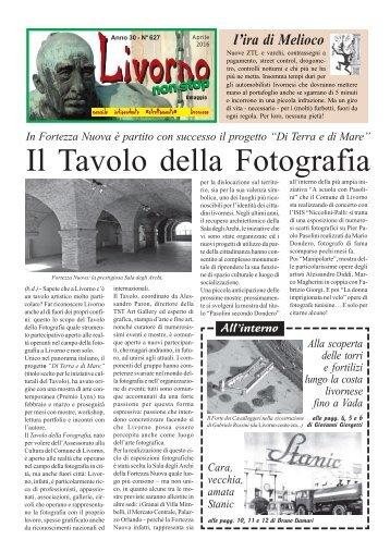 Livorno non stop Apr '16