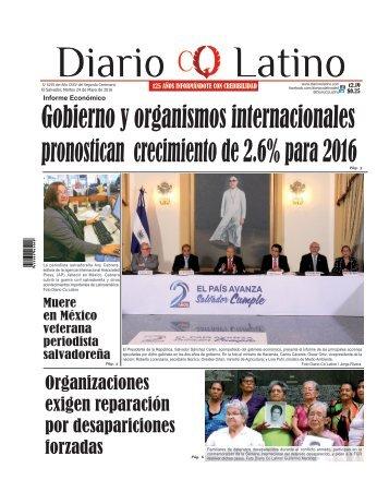 Edición 24 de ayo de 2016