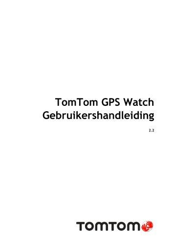 TomTom Guide de référence Spark / Runner 2 - PDF mode d'emploi - Nederlands
