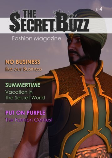 The Secret Buzz - Issue #4