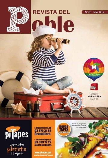 Revista del Poble Maig 2016