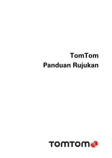 TomTom GO LIVE 1005 - PDF mode d'emploi - Malay