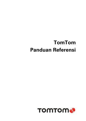 TomTom GO LIVE 1005 - PDF mode d'emploi - Indonesian