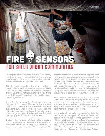 Fire Sensors