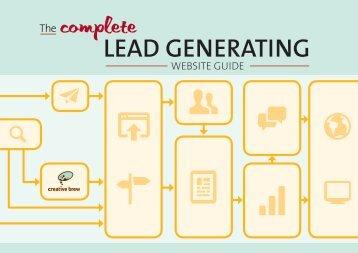 The Lead Generating Website eBook-2