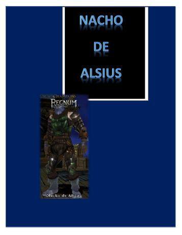 Nacho de Alsius
