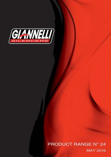 Giannelli Product Range n 24