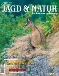 Jagd & Natur Ausgabe Juni 2016 | Vorschau