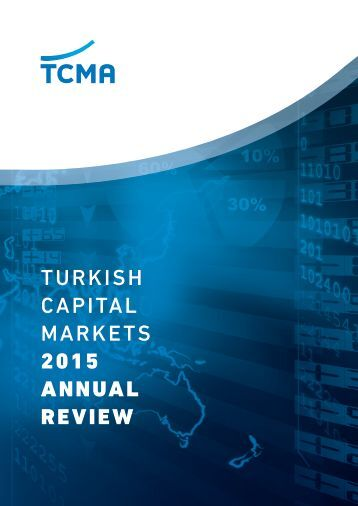TURKISH CAPITAL MARKETS 2015 ANNUAL REVIEW